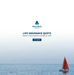 life insurance quote template